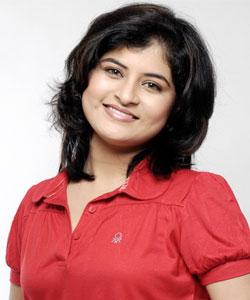 Singer Savani Ravindra